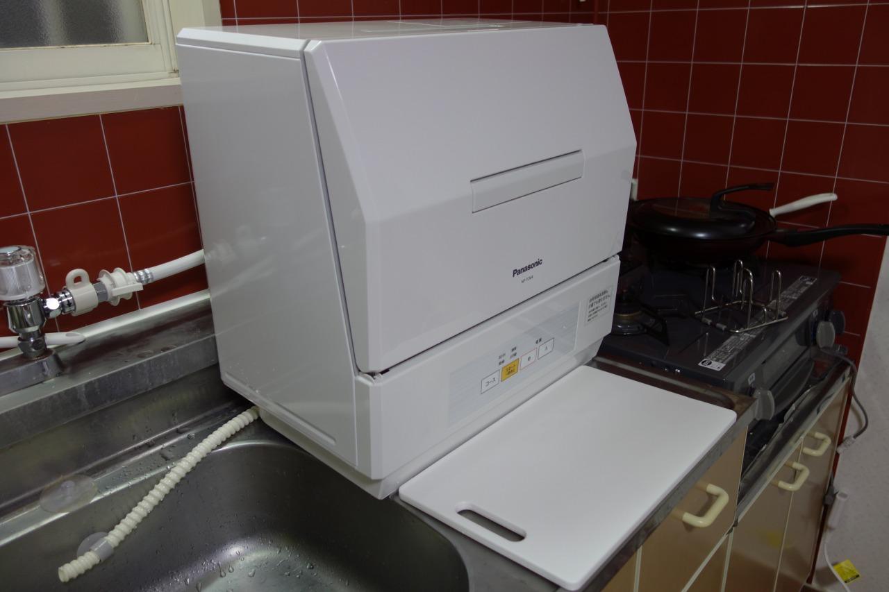 一人暮らしだけど食器洗浄機を買った。